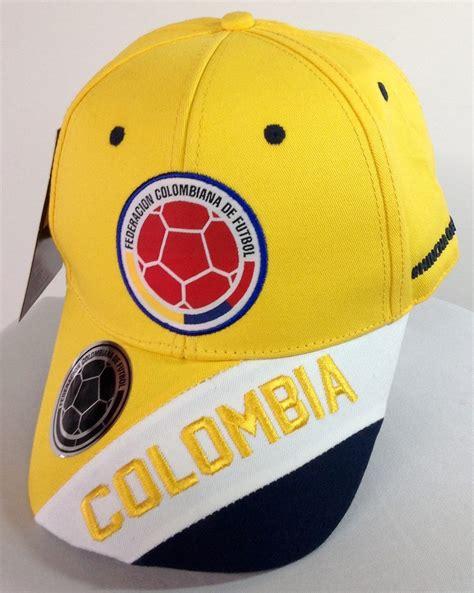 gorras adidas seleccion colombia