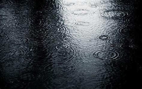 Gotas de agua en blanco y negro Escala de grises fondos de ...
