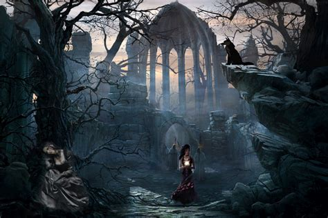 Gothic Pictures, Images, Graphics for Facebook, Whatsapp