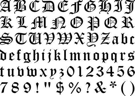 gothic texture alphabet: 12 тыс изображений найдено в ...