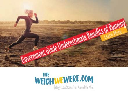 Government Guidelines Underestimate Benefits of Running ...