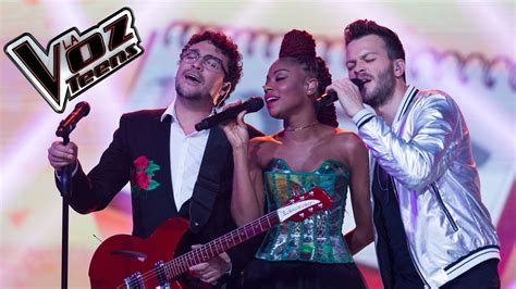 Goyo, Andrés Cepeda y Gusi cantan 'Mi generación ...