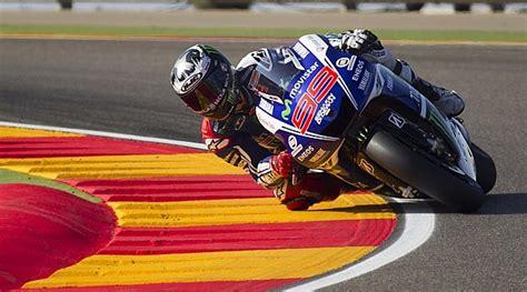 GP Aragón MotoGP: Lorenzo:  Lo que más me preocupa es que ...