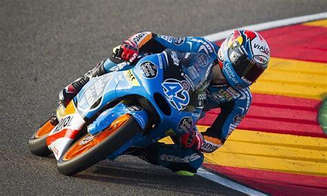 GP Aragón MotoGP: Rins es el más rápido en Motorland ...