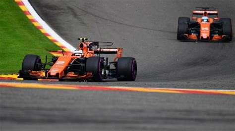 GP Bélgica F1 2017: Fernando Alonso: