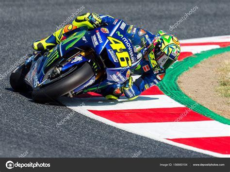 GP Catalunya Moto Gp. Valentino Rossi, Yamaha de Movistar ...