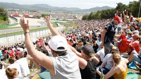 GP España F1 2017: horario, TV y dónde ver en directo ...