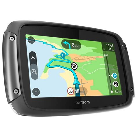 GPS moto TOMTOM Rider 420 Europe 48 pays : Norauto.fr