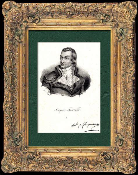Grabados Antiguos | Retrato de Fouquier-Tinville (1746 ...