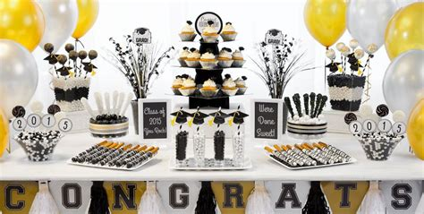 Graduation Decoration Themes and Ideas | Games and ...