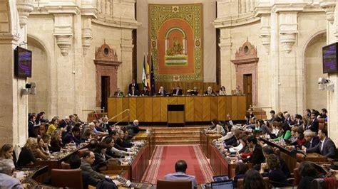 GRÁFICO | ¿Qué hacen los diputados en el Parlamento andaluz?