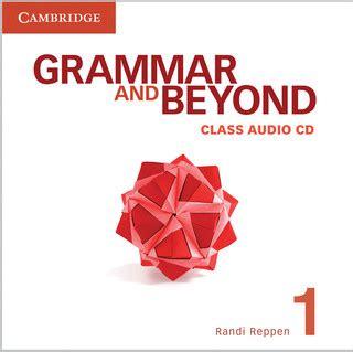 Grammar and Beyond | Cambridge University Press España