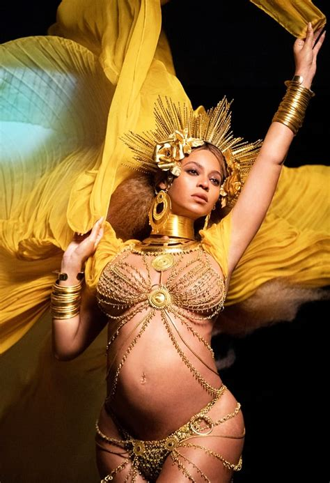 Grammys 2017: Pregnant Beyonce s Behind the Scenes ...