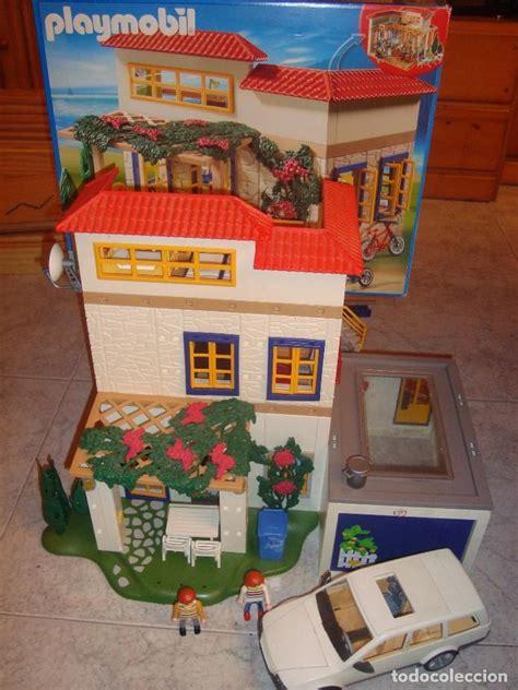 gran lote casa de verano playmobil - Comprar Playmobil en ...