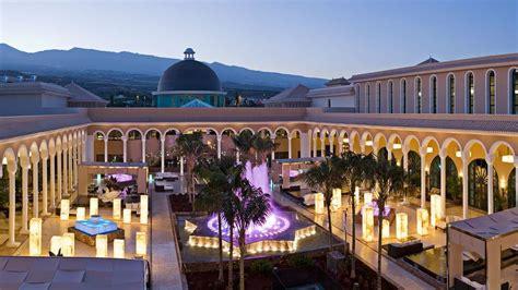 Gran Meliá Palacio de Isora, the Best Resort in the Canary ...