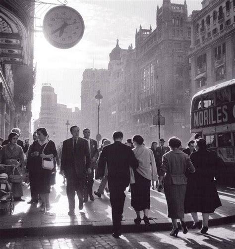 Gran Vía. Madrid. Años 60. | Fotos antiguas de Madrid ...