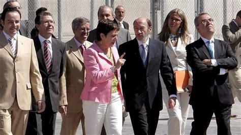 Granados y Matas, encarcelados en las prisiones que ellos ...