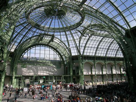 Grand Palais - Paris (France) | A real Jules Verne ...