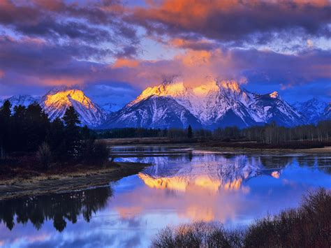 Grand Tetons. Twitter:@CastelanOficial | Amazing Places ...