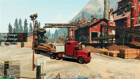 Grand Theft Auto 5  Custom Trucking Missions Pack [Новые ...