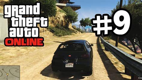 Grand Theft Auto Online Part 9 Gameplay Walkthrough ...