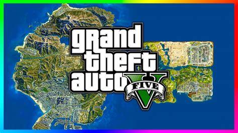 Grand Theft Auto San Andreas Map for GTA 5 download   GTA V
