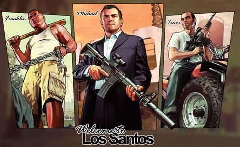 Grand Theft Auto V estrena nuevo tráiler