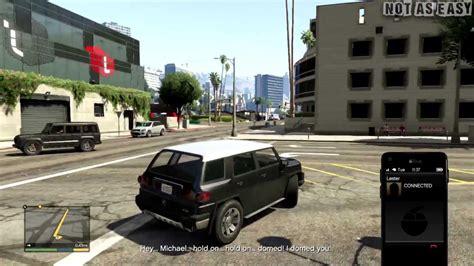 Grand Theft Auto V (GTA 5) Gameplay Walkthrough Part 9 ...