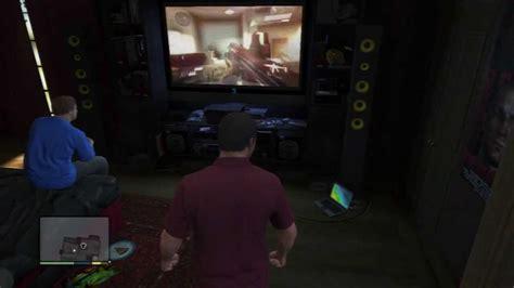 Grand Theft Auto V - Michael De Santa Plays Video Games ...