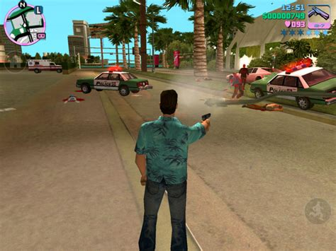 Grand Theft Auto Vice City Game   Free Download Full ...