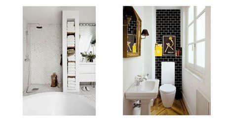 Grandes ideas para decorar cuartos de baño pequeños