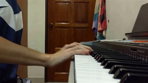 Grant Gustin   Running Home To You  The Flash  piano cover ...