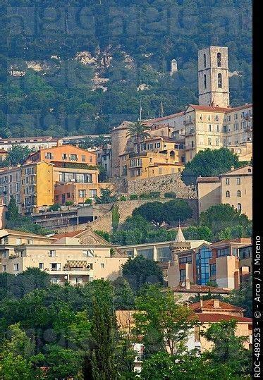 Grasse (capital mundial de la perfumería), Alpes-Maritimes ...