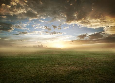 Grassy field sunset   FREE STOCK by kevron2001 on DeviantArt