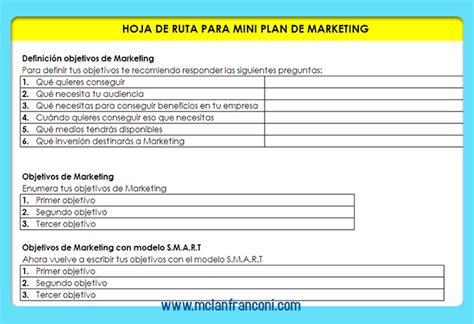 Gratis  11 Plantillas de planes de marketing para ...
