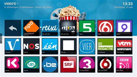 Gratis films, TV series en sport streamen op je TV!