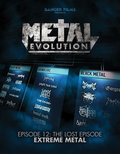 Gratis!! Metal Evolution coloca link de descarga de su ...