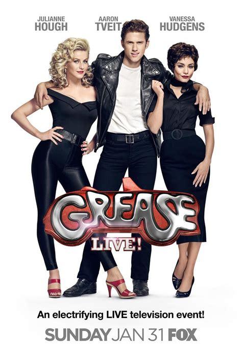 Grease Live online (2016) Español latino descargar ...