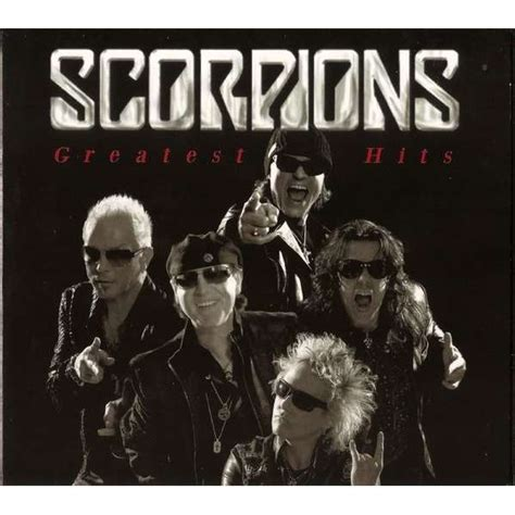 Greatest hits by Scorpions, CD x 2 with techtone11   Ref ...