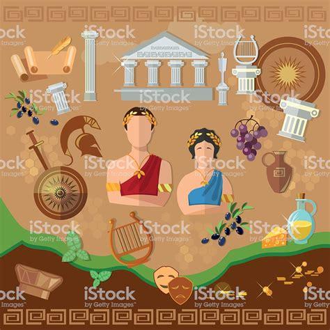 Grecia Antigua Roma Antigua Cultura Y La Tradición Y ...
