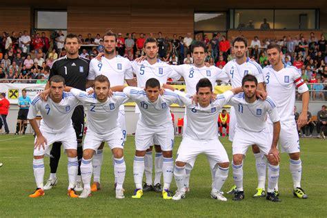 Greece national under 21 football team   Wikiwand