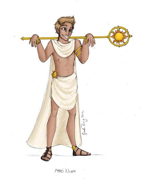 Greek God: Apollo by JadeAriel on DeviantArt