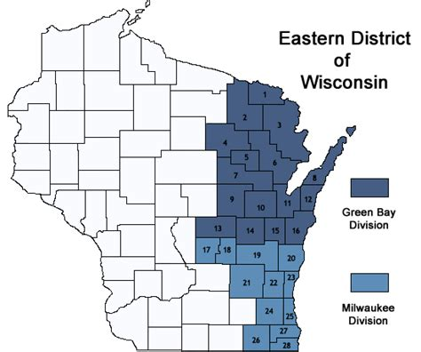 Green Bay | Eastern District of Wisconsin | United States ...