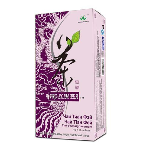 Green world Pro slim Tea – Tribe Group Herbal