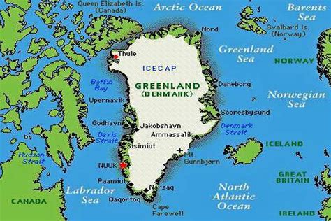 Greenland, Country - woZzALLy