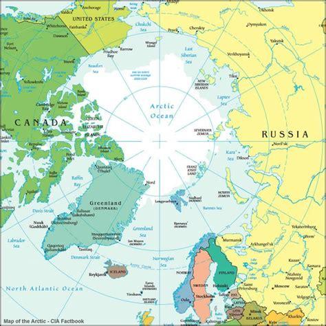 Greenland Maps