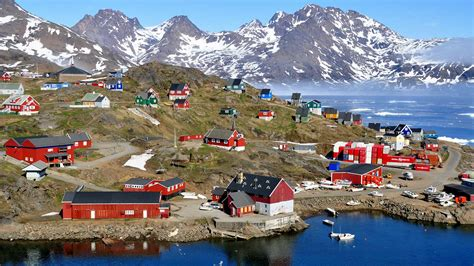 Greenland - Tourist Destinations