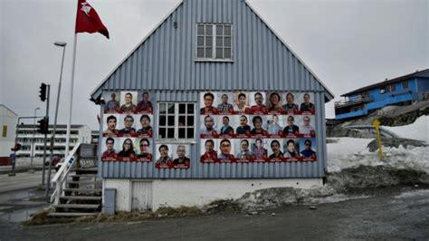 Groenlandia acude a las urnas con la mira en la ...