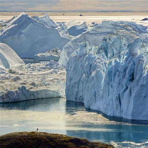 Groenlandia, la isla de hielo