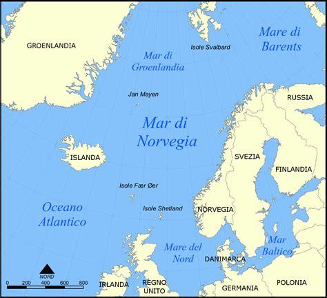 groenlandia map